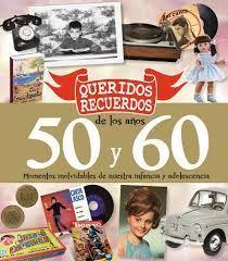 CAJA 'QUERIDOS RECUERDOS DE LOS AÑOS 50 Y 60'