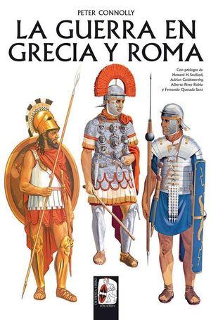 GUERRA EN GRECIA Y ROMA, LA