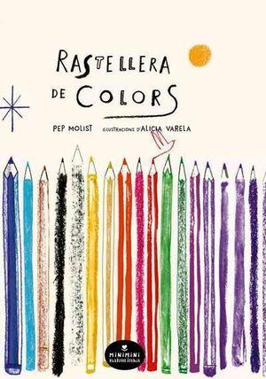 RASTELLERA DE COLORS