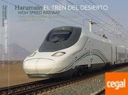 TREN DEL DESIERTO, EL . LÍNEA DE ALTA VELOCIDAD LA MECA-MEDINA