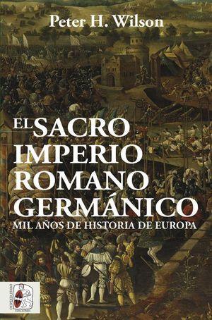 SACRO IMPERIO ROMANO GERMÁNICO, EL