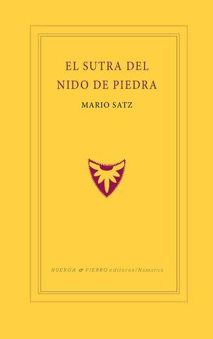 SUTRA DEL NIDO DE PIEDRA, EL