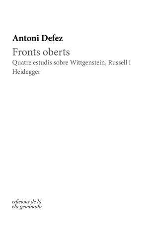 FRONTS OBERTS