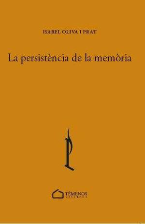PERSISTÈNCIA DE LA MEMÒRIA, LA
