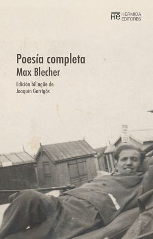 POESIA COMPLETA (MAX BLECHER)