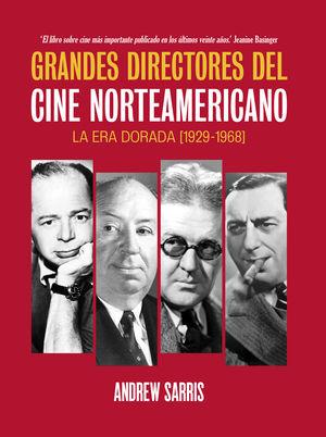 GRANDES DIRECTORES DE CINE NORTEAMERICANO