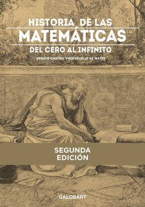 HISTORIA DE LAS MATEMÁTICAS (SEGUNDA EDICION)