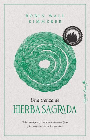 TRENZA DE HIERBA SAGRADA, UNA