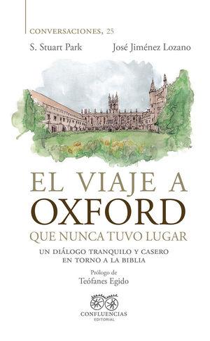 VIAJE A OXFORD QUE NUNCA TUVO LUGAR, EL