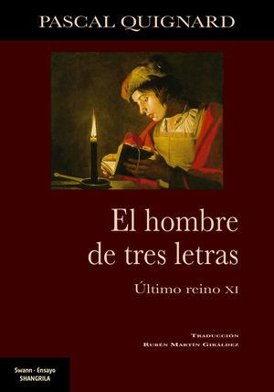 HOMBRE DE TRES LETRAS, EL