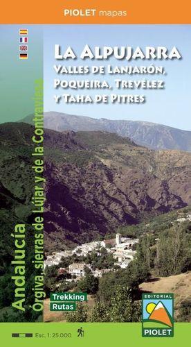 ALPUJARRA, LA . VALLES DE LANJARON, POQUEIRA, TREVELEZ Y TAHA DE PITRES