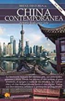 BREVE HISTORIA DE LA CHINA CONTEMPORÁNEA