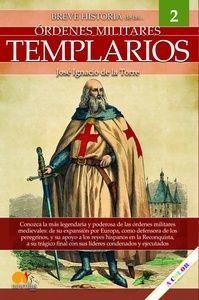 BREVE HISTORIA ORDENES MILITARES TEMPLARIOS