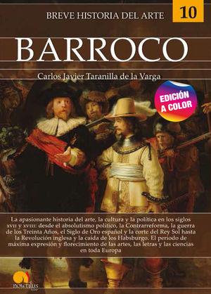 BARROCO, BREVE HISTORIA DEL ARTE
