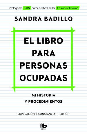LIBRO PARA PERSONAS OCUPADAS, EL