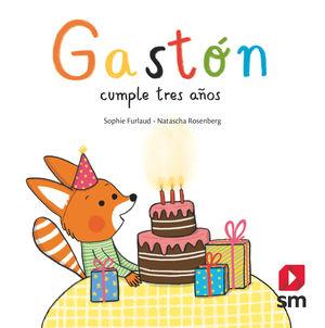 GASTON CUMPLE TRES AÑOS