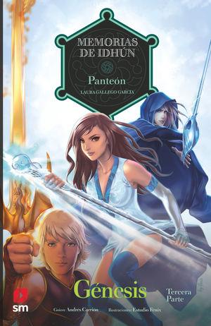 PANTEÓN - GÉNESIS 3ª PARTE