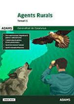 AGENTS RURALS - TEMARI 2 - GENERALITAT DE CATALUNYA