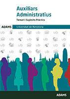 AUXILIARS ADMINISTRATIUS - TEMARI I SUPÒSITS PRÀCTICS - UNIVERSITAT DE BARCELONA