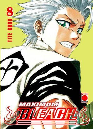 BLEACH MAXIMUM Nº 08