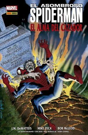 EL ASOMBROSO SPIDERMAN: EL ALMA DEL CAZADOR