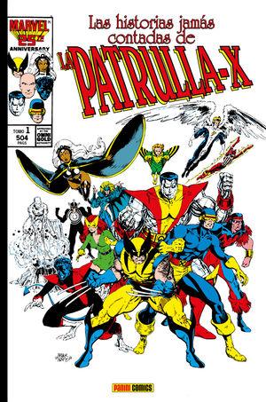 PATRULLA-X, LAS HISTORIAS JAMÁS CONTADAS DE LA