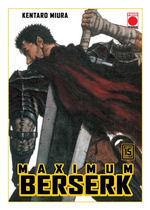 MAXIMUM BERSERK Nº 15