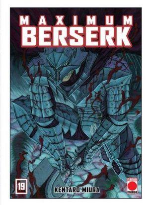 MAXIMUM BERSERK Nº 19