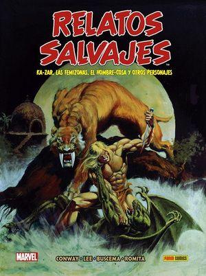 RELATOS SALVAJES 01