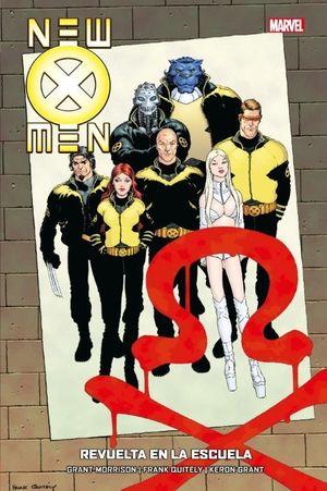 NEW X-MEN 04: REVUELTA EN LA ESCUELA