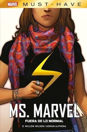 MS. MARVEL: FUERA DE LO NORMAL