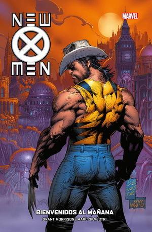 NEW X-MEN 07: BIENVENIDOS AL MAÑANA