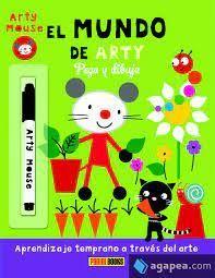 MUNDO DE ARTY, EL - PEGA Y DIBUJA