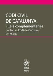 CODI CIVIL DE CATALUNYA I LLES COMPLEMENTARIES