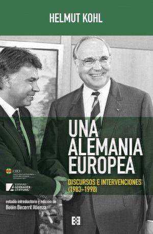 ALEMANIA EUROPEA, UNA