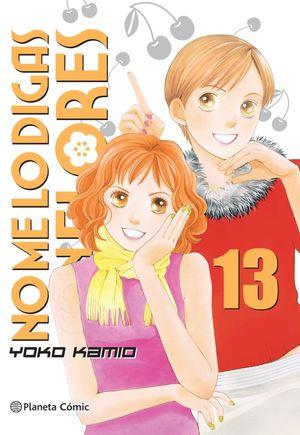 NO ME LO DIGAS CON FLORES KANZENBAN Nº 13/20