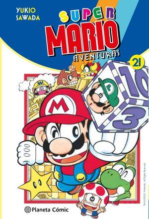 SUPER MARIO Nº 21