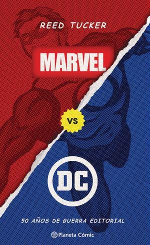 MARVEL VS DC (LIBRO ENSAYO)