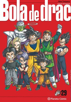 BOLA DE DRAC DEFINITIVA Nº 29/34