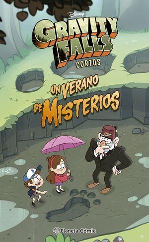 GRAVITY FALLS - UN VERANO DE MISTERIOS