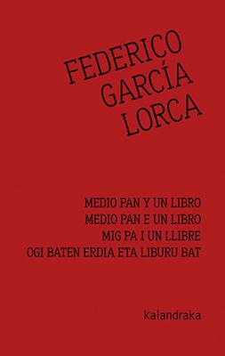 MEDIO PAN Y UN LIBRO/ MIG PA I UN LLIBRE