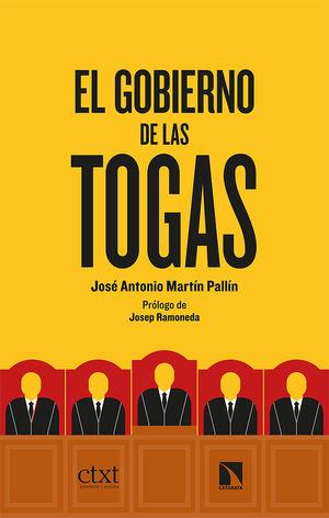 GOBIERNO DE LAS TOGAS, EL