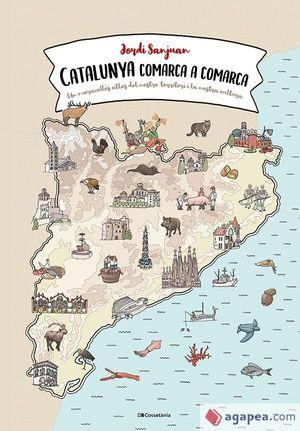 CATALUNYA COMARCA A COMARCA