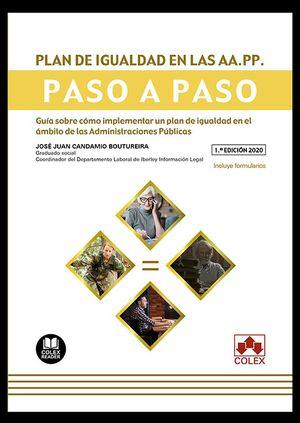 PLAN DE IGUALDAD EN LAS AA.PP. PASO A PASO
