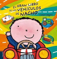 GRAN LIBRO DE LOS VEHICULOS DE NACHO, EL