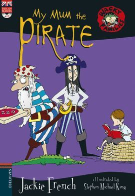 MUM THE PIRATE, MY  (+ CD)