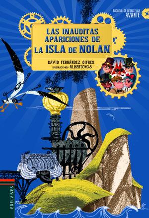 INAUDITAS APARICIONES DE LA ISLA DE NOLAN, LAS