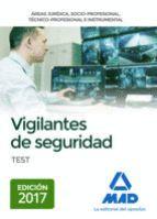 VIGILANTES DE SEGURIDAD TEST