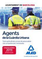 AGENTS DE LA GUÀRDIA URBANA DE L'AJUNTAMENT DE BARCELONA. TESTS APTITUDINALS, PROVES DE PERSONALITAT I DE COMPETÈNCIES I L'ENTREVISTA