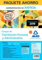 PAQUETE AHORRO TRAMITACIÓN PROCESAL Y ADMINISTRATIVA (TURNO LIBRE). AHORRA 86 €